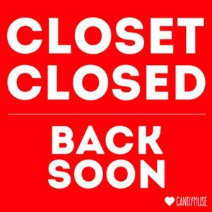 ❌ WILL BE BACK SOON ❌
